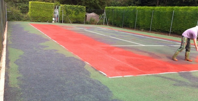 Reapplying Anti Slip Paint in Abridge