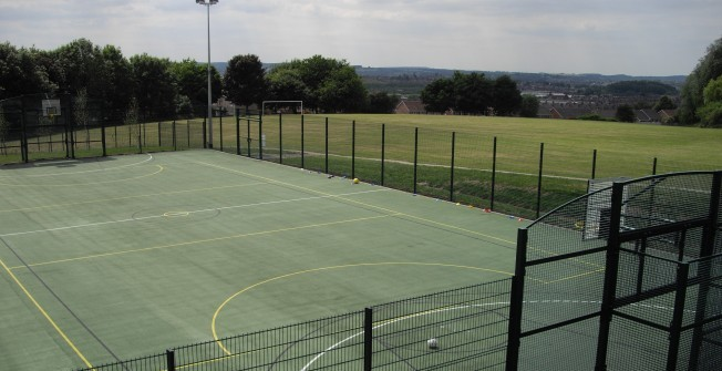 MUGA Construction Prices in Allerston
