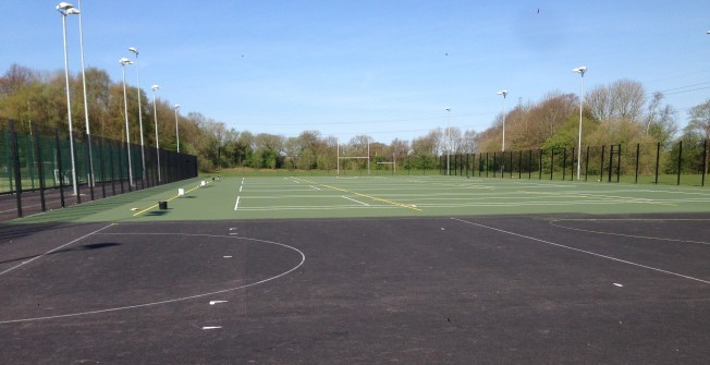 Sports Surface Contractors in Bondstones