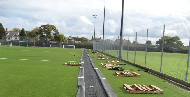 MUGA Repair Prices in Ballymena