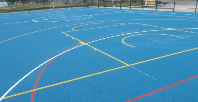 MUGA Court Architects in Wrexham
