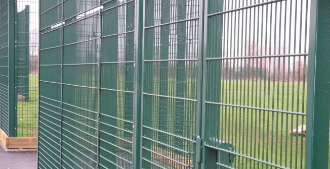 Sports Fencing Contractors in North Ayrshire