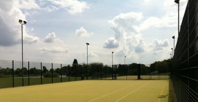 MUGA Pitch Surfaces in Belfast