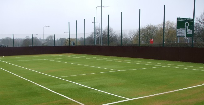 2G Sport Surface in Loughbrickland